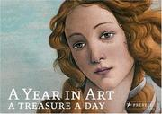 Cover of: A Year in Art | Prestel Publishing