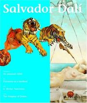 Cover of: Salvador Dali (Living Art) | Christiane Weidemann