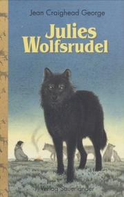 Cover of: Julies Wolfsrudel. ( Ab 12 J.)