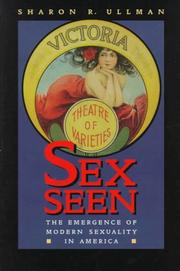 Cover of: Sex seen by Sharon R. Ullman