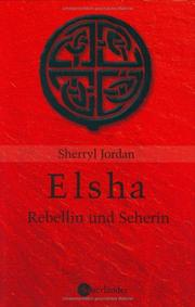 Cover of: Elsha. Rebellin und Seherin