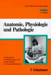 Cover of: Anatomie, Physiologie und Pathologie