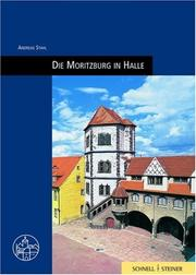 Cover of: Die Moritzburg in Halle