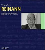 Cover of: Aribert Reimann