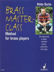 Cover of: Brass Master-Class