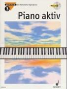Cover of: Piano aktiv, 4 Bde. m. Audio-CDs, Bd.3, Mit Audio-CD
