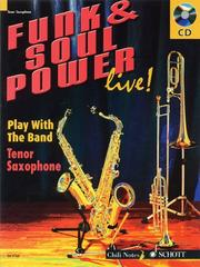 Cover of: Funk and Soul Power