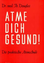 Cover of: Atme Dich gesund