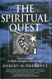 Cover of: The Spiritual Quest | Robert M. Torrance