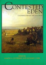 Cover of: Contested Eden |