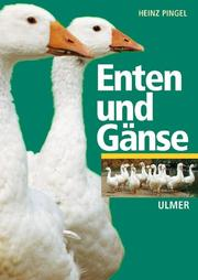 Cover of: Enten und Gänse