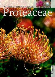 Cover of: Proteaceae