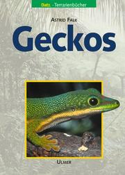 Cover of: Geckos