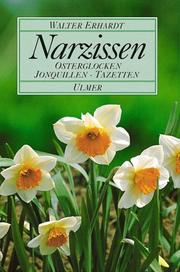 Cover of: Narzissen. Osterglocken, Jonquillen, Tazetten
