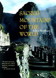 Cover of: Sacred mountains of the world