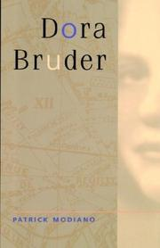 Cover of: Dora Bruder