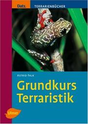 Cover of: Grundkurs Terraristik