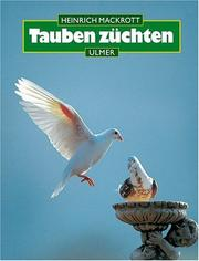 Cover of: Tauben züchten