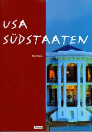 Cover of: USA. Südstaaten