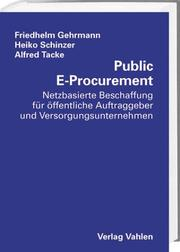 Cover of: Public E- Procurement