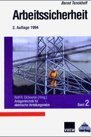 Cover of: Arbeitssicherheit. Arbeitssicherheit