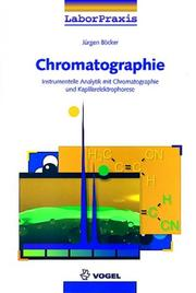 Cover of: Chromatographie