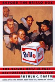 Cover of: Beyond the brillo box