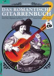Cover of: Das romantische Gitarrenbuch, m. je 1 CD-Audio, Tl.2