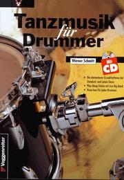 Cover of: Tanzmusik für Drummer. Incl. CD