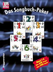 Cover of: KJG Songbuch- Paket, 6 Bde