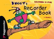 Cover of: Voggy's Recorder Book
