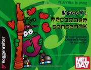 Cover of: Voggy's Recorder Songbook