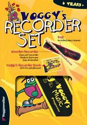 Cover of: Voggy's Recorder Set