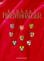 Cover of: Europas Furstenhauser