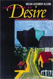 Cover of: Landscapes of desire