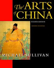 Cover of: The Arts of China