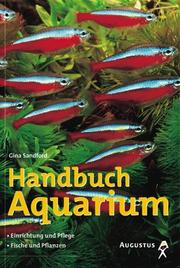 Cover of: Handbuch Aquarium