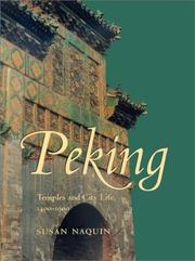 Cover of: Peking