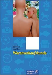 Cover of: Warenverkaufskunde.
