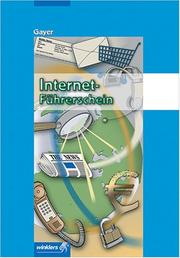 Cover of: Internet- Führerschein