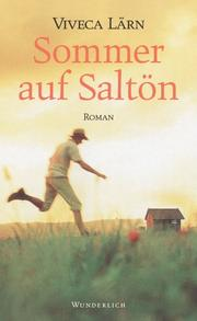 Cover of: Sommer auf Saltön
