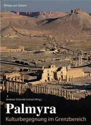 Cover of: Palmyra. Kulturbegegnung im Grenzbereich