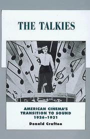 Cover of: The talkies
