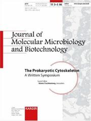 Cover of: The Prokaryotic Cytoskeleton (Journal of Molecular Microbiology and Biotechnology) | S. Trachtenberg