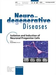 Cover of: Isolation and Induction of Neuronal Progenitor Cells | A. Rolfs