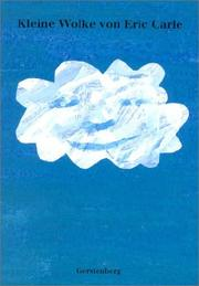 Cover of: Kleine Wolke.