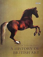 Cover of: A history of British art