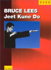 Cover of: Bruce Lees Jeet Kune Do