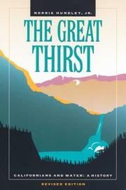 Cover of: The Great Thirst | Norris Hundley Jr.