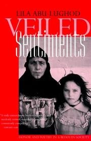 Cover of: Veiled Sentiments | Lila Abu-Lughod